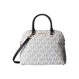 MICHAEL Michael Michael Kors Cindy Medium Dome Satchel