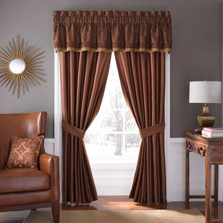 Croscill Avellino Rod Pocket Curtain Panel Pair