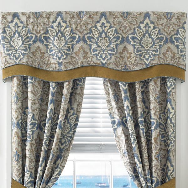 Croscill Captain's Quarters Valance - 67 x 18