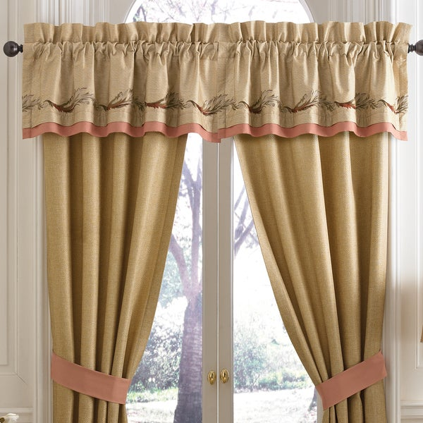 Croscill Normandy Tailored Valance Free Shipping Today Shower Curtain