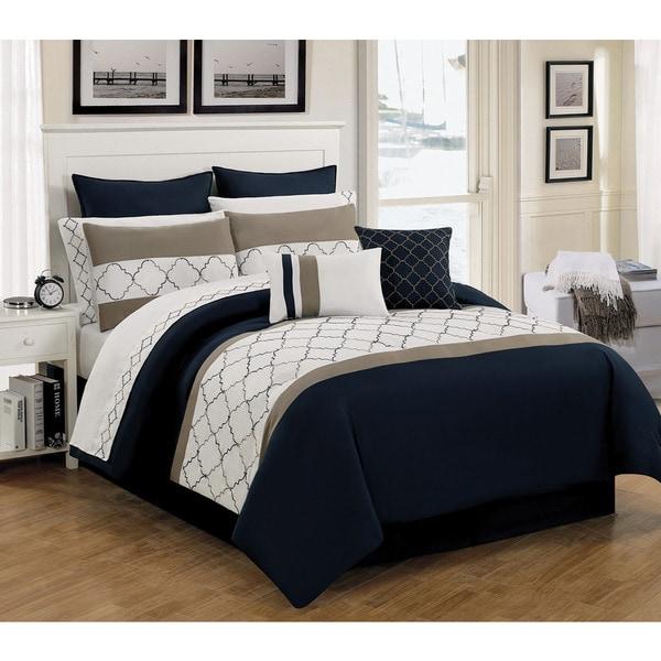 Dalston 12-piece Comforter Set