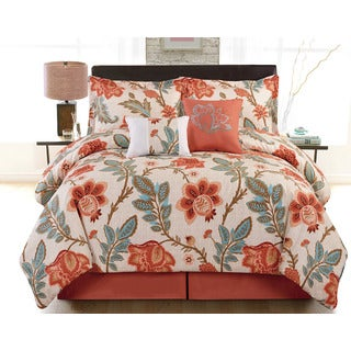 Avril 6-piece Comforter Set
