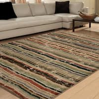 Carolina Weavers Brilliance Collection Copula Multi Area Rug (5'3 x 7'6)