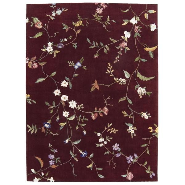 Rug Squared Beaumont Ruby Rug - 8' x 11'