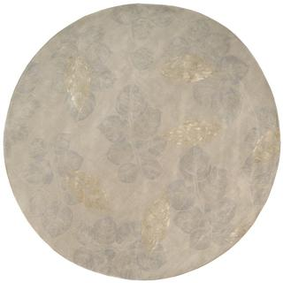Rug Squared Beaumont Grey Rug (8' Round)