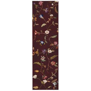 Shop Rug Squared Beaumont Ruby Rug 2 3 X 8 Free Shipping Today Overstock Com 10099279