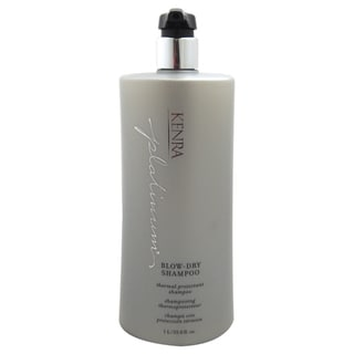 Kenra Platinum Blow-Dry 33.8-ounce Thermal Protectant Shampoo