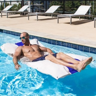 Hooch Bean Bag Pool Float Lounger