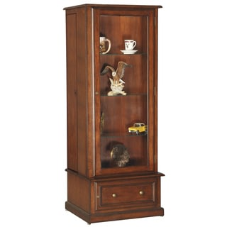 10 Gun/Curio Slider Cabinet Combination