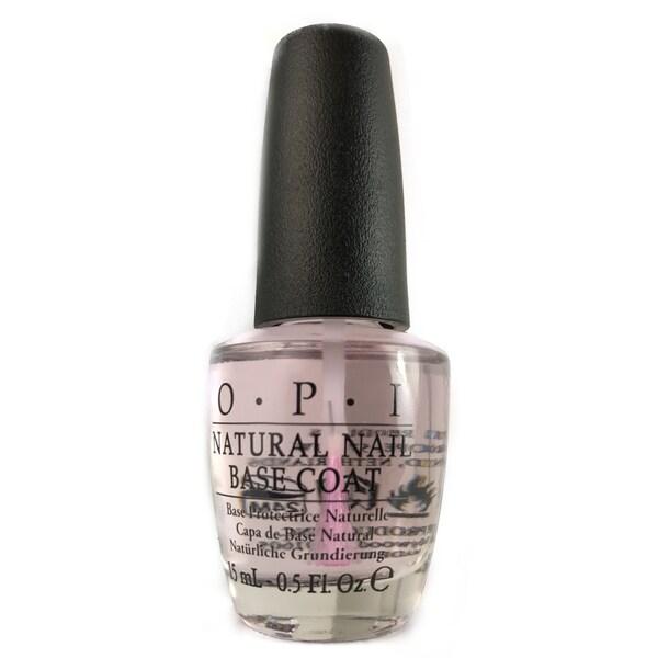 OPI Natural Nail Base Coat - Free Shipping On Orders Over $45 ...