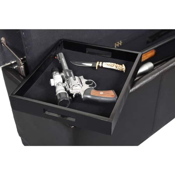 Super Shop Camo Gun Concealment Bench On Sale Free Shipping Inzonedesignstudio Interior Chair Design Inzonedesignstudiocom
