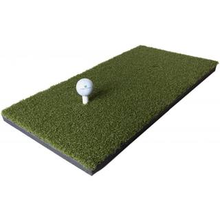 Residential Golf/ Driving/ Chipping Practice Mat with Heavy 5/8-inch Rubber Backing (2 options available)