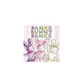 Jellycat Dance Bunny Dance Board Book