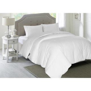 Elle 1200 Thread Count White Down Comforter