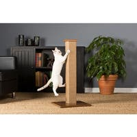 Prevue Pet Products Kitty Power Paws Tall Square Cat Scratching Post