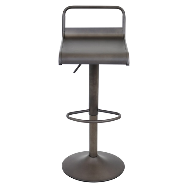 emery industrial barstool free shipping today