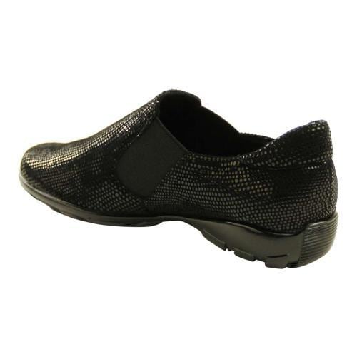 d29da9b2fbf Shop Women s VANELi Anemone Slip-On Black E-Print - Free Shipping Today -  Overstock - 11553714