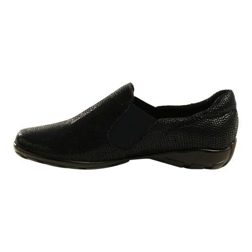 faa9a51afd1 Shop Women s VANELi Anemone Slip-On Navy E-Print - Free Shipping Today -  Overstock.com - 11553721