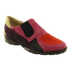 Women's VANELi Attie Slip-On Orange/Fushia/Lime/Purple/Navy E-Print