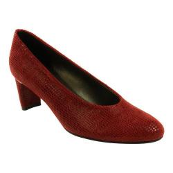 Women's VANELi Dayle Pump Red E-Print