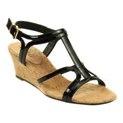 Women's VANELi Merope Sandal Black Patent