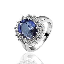 Vienna Jewelry Kate Middelton Inspired Ring Size 8 - Thumbnail 0