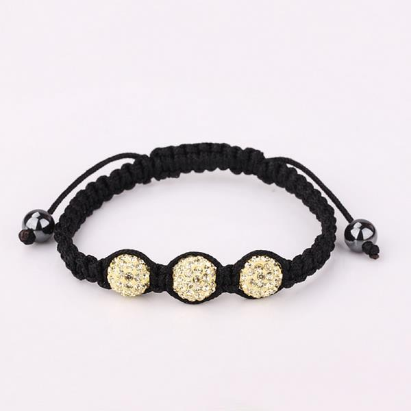 Vienna Jewelry Pave Swarovksi Elements Style Bracelet-Moonstone