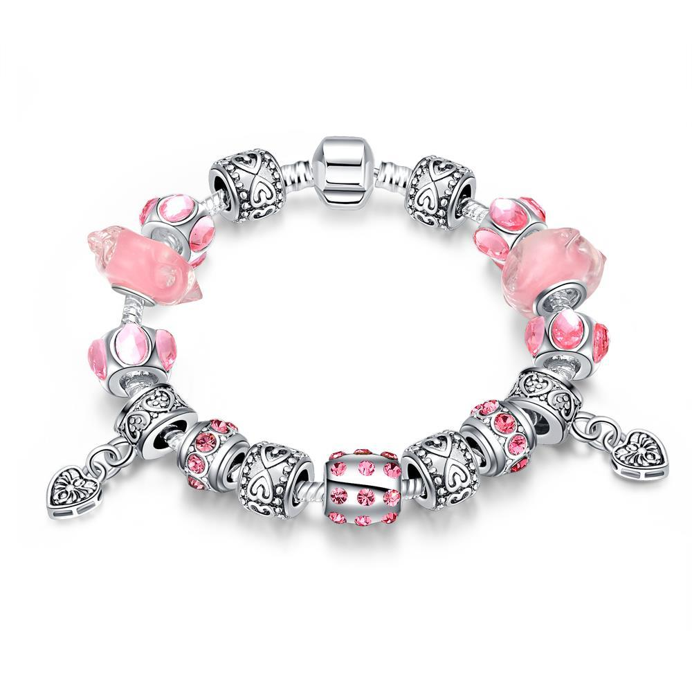 Vienna Jewelry Girls Just Want to Have Fun Bracelet