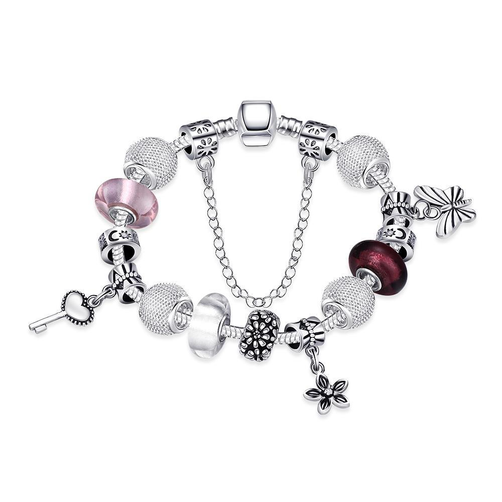 Vienna Jewelry Joyful Peace Essence Bracelet