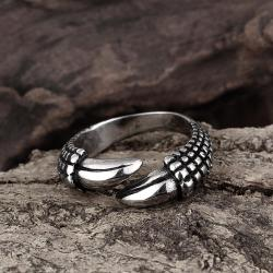 Vienna Jewelry Open Ended Stainless Steel Ring - Thumbnail 0