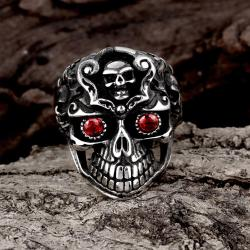Vienna Jewelry Lord of the Ring's Stainless Steel Ring - Thumbnail 0