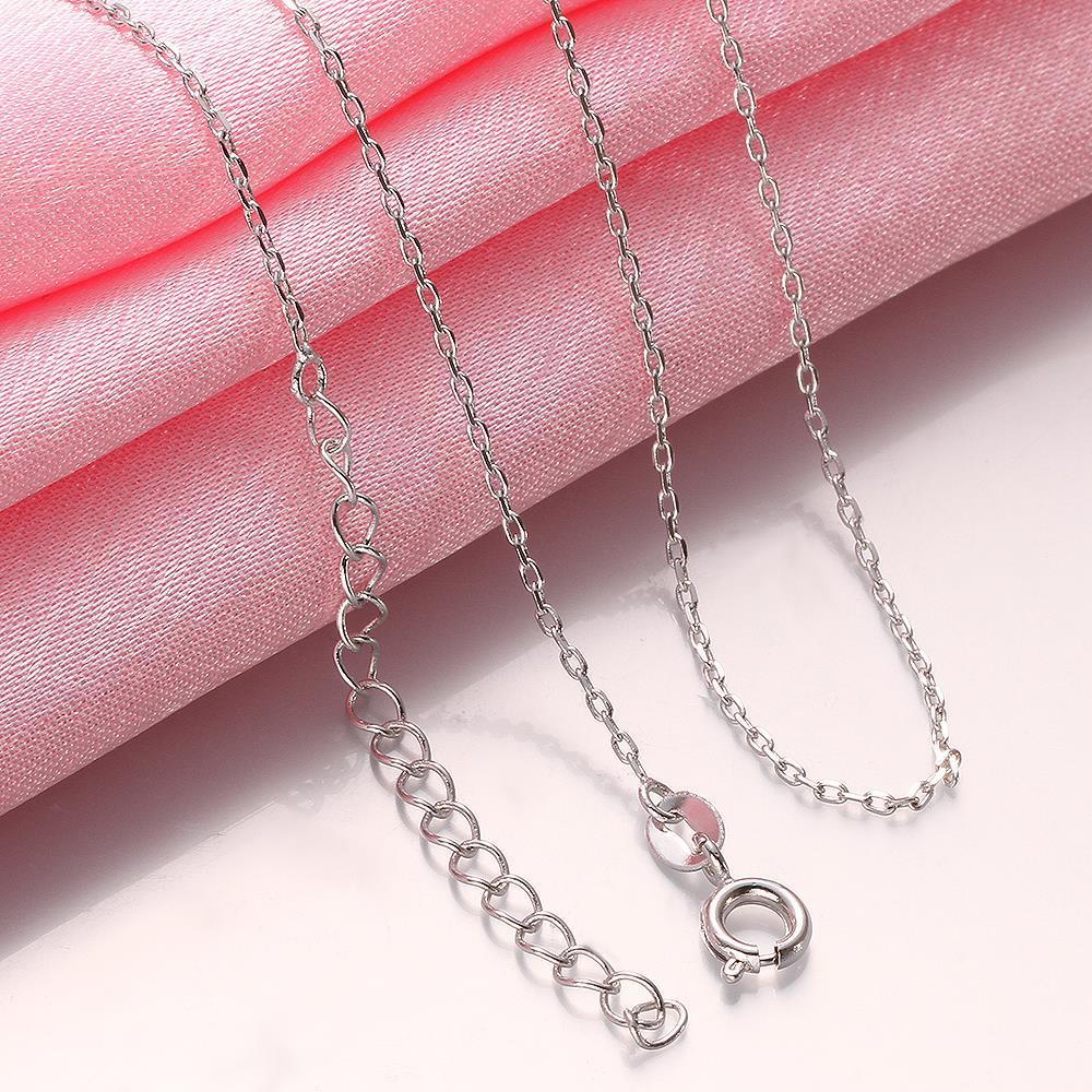 Vienna Jewelry Think Rounding  Necklace