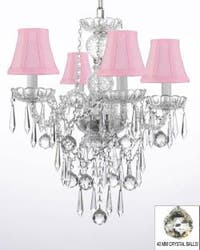 All Empress Crystal Chandelier Lighting With 40 mm Crystal Balls