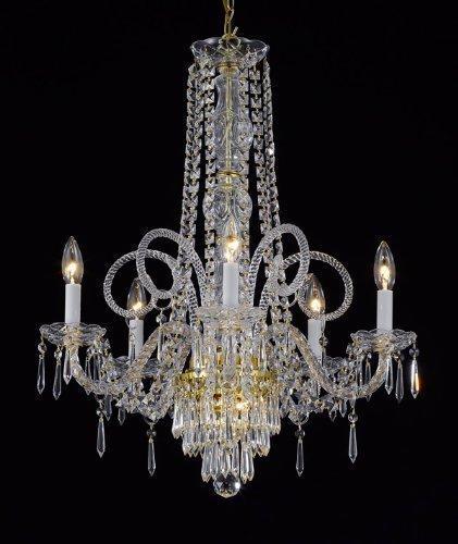 New crystal chandelier lighting murano venetian style chandelier new crystal chandelier lighting murano venetian style chandelier lighting h25x w24 aloadofball Gallery