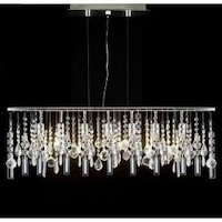 montreal best crystalama for lights ceiling crystal linear price modern chandelier product in chandeliers