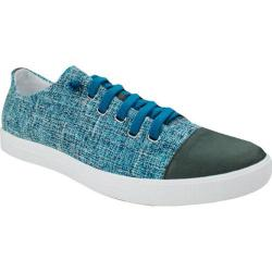 Men's Burnetie Asymmetry- Low Sneaker Blue