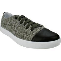Men's Burnetie Asymmetry- Low Sneaker Brown