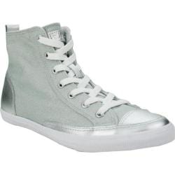 Women's Burnetie High Top Vintage Silver