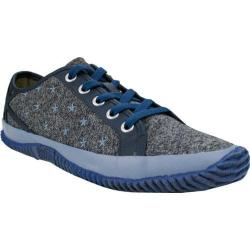 Men's Burnetie Leach- Low Lace Up Blue