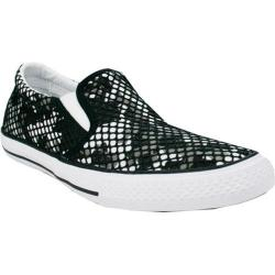 Men's Burnetie Skid II Slip On Black/White