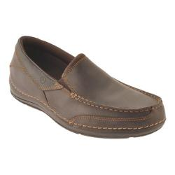 Men's Rockport Balabour Cocoa Leather