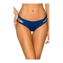 Women's Aerin Rose X-Cut Bikini Bottom Mediterranean