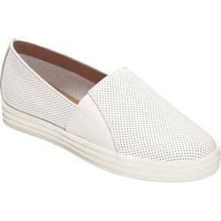 Women's Aerosoles Salt Water Slip-On White Perfed Leather