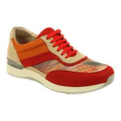 Women's VANELi Pride Sneaker Red Combo