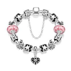 Vienna Jewelry Sisters Make The Best Friends Pandora Inspired Bracelet