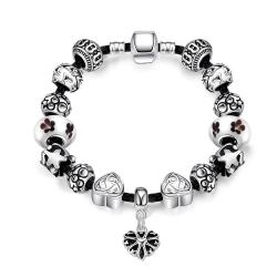 Vienna Jewelry Expressions Essence Pandora Inspired Bracelet