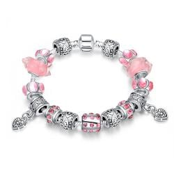 Vienna Jewelry Girls Just Want to Have Fun Pandora Inspired Bracelet