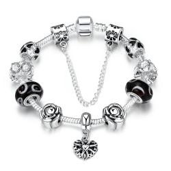 Vienna Jewelry The Northern Lights Pandora Inspired Bracelet