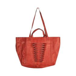 Women's Latico Hawkin Tote 8938 Vintage Red Leather