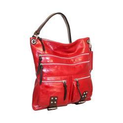 Women's Nino Bossi Say Hey Cross Body Bag Red
